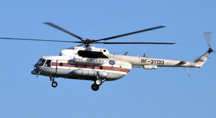 Ми-8 МЧС