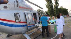 """Вертолет """"Ансат"""" компании АО """" Русские Вертолетные Системы"""""""