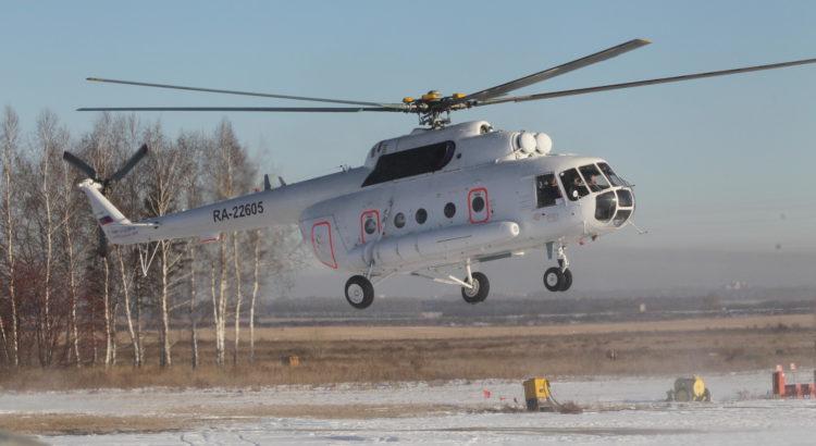 Ми-8 санавиация
