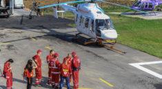 медицинский вертолет санитарная авиация