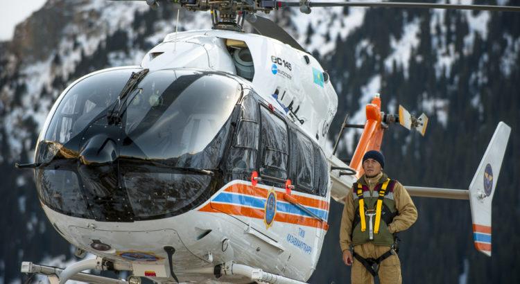 EC-145 Казахстан
