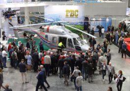 """Вертолет санитарной авиации """"Ансат"""" компании """"Русские Вертолетные Системы"""""""