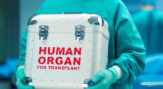Транспортировка органов