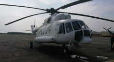 """Ми-8АМТ из парка компании АО """"Русские Вертолетные Системы"""""""