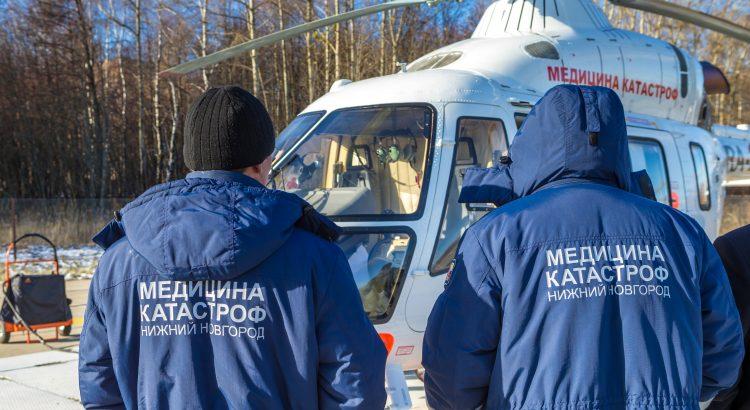 Ансат компании Русские Вертолетные Системы